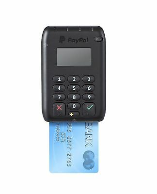 Brand New Paypal Here Contactless Chip & Pin Card Reader  - M010Ukdcrt - Black