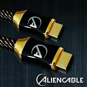 ALIENCABLE SUNRISESERIE Câble HDMI 15m