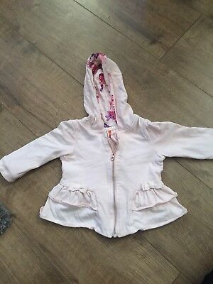 Baby Girls Ted Baker Jacket 9-12 Months