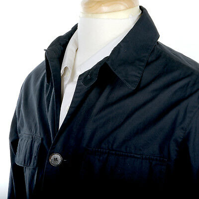 BARBOUR Mens Jacket Sz XL 'Jungle' To Ki collab in Navy Blue Cotton NWT!