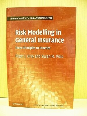 Risk Modelling in General Insurance: Principles to Practice - R. Gray, S. Pitts
