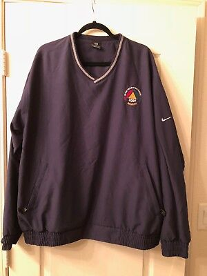 NIKE golf Masters of Change Golfing Pullover- size Men's XL- gently used