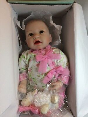 Paradise Galleries BABY LAYLA Like Real Baby Doll