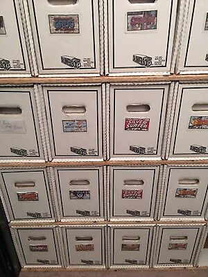 Collection Drawer Comic Short Drawer Boxes lot of 10 for $60 local pickup only