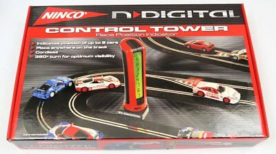 Ninco Digital 40205 Kontroll Turm Race Position Indicator -  OVP & Neuwertig