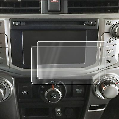 2 Fits Toyota 4Runner 14-18 Anti Scratch Fingerprint Screen Saver Protector 6.1""