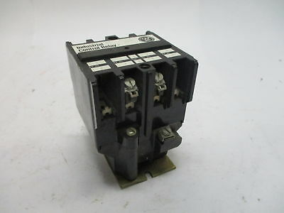 Westinghouse 766A023G07 10A Industrial Control Relay 0-120V
