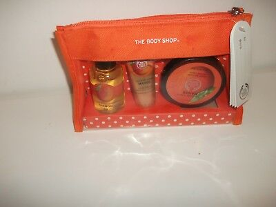 1 Brand New Seald The Body Shop  Gift Set In Mango