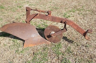 Vintage Early Brinly Sleeve Hitch Breaking Turning Plow IH Cub Cadet Original JD
