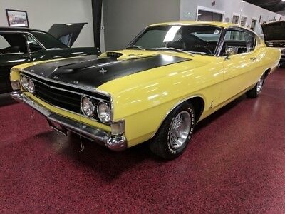 1969 Ford Torino Cobra Marty report Torino Cobra Jet 4 Speed Manual CLEAN NUMBERS MATCHING