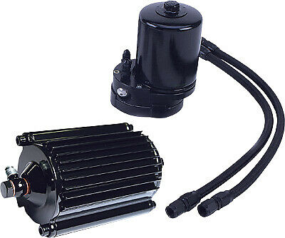 Fueling 2007 Oil Filter Cooler Black
