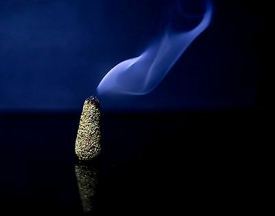 PALO SANTO INCENSE 30 cones Aromatic Smudging HOLY WOOD