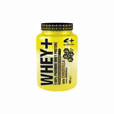 WHEY+ - 2000gr - 4 PLUS NUTRITION