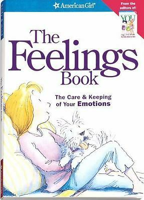 NEW - The Feelings Book: The Care & Keeping of Your Emotions (American Girl)