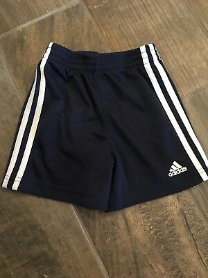 Boys Addidas Mesh Shorts 2t