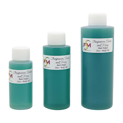Butt Naked Perfume/Body Oil (7 Sizes) - Free Shipping
