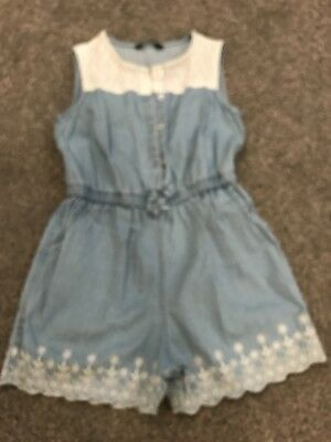 Girls Play suit Age 6-7yrs