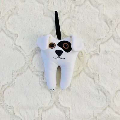 Tooth Fairy Pillow for boy or girl. Cat or Dog Personalized, fast shipping