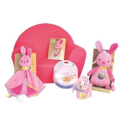 JEMINI FUN HOUSE Pack Puériculture Lapin Filles