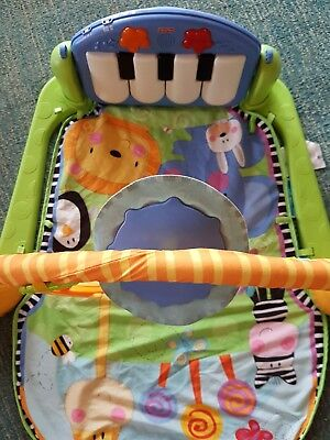 Fisher Price Gym Floor Play Mat Activity Center Fisher Price Kick and Play Piano