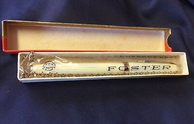 Vintage FOSTER fountain pen NEW OLD STOCK, Never Used!