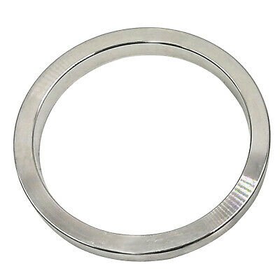 "HFS 304 Stainless Steel 3"" Tri-Clamp Filter Plate"