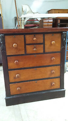 Colonial Cedar 7 Drawer Chest Of Drawers