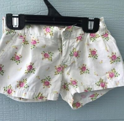 Fred Bare Girls Size 3 Floral Shorts