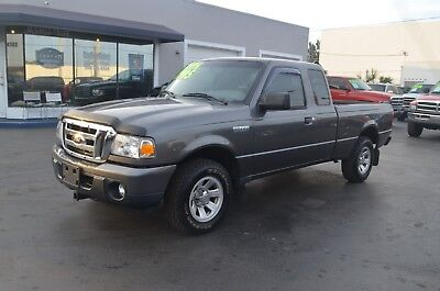 2011 Ford Ranger XLT 2011 Ford Ranger XLT 1 Owner Clean CarFax FL pickup truck 4 cyl EXT. Cab WE SHIP