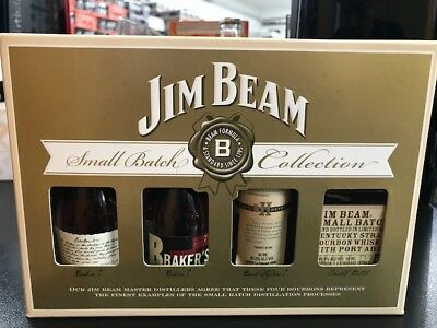 Jim Beam Small Batch Mini Collection 50mL