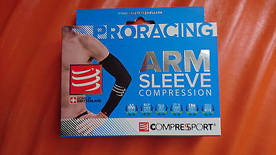 Compressport Pro Racing Kompressions Armlinge T1