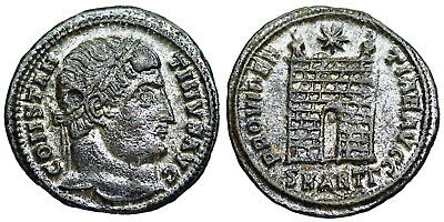 Constantine I campgate from Antioch