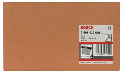 Bosch 2607432015 Folded Filter, Polyester, Square, 4300 cm ², 257 x 69 x 187 mm