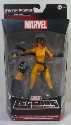 Hasbro 2015 Marvel Legends Infinity Series 6'' Hellcat Action Figure Misp Sealed