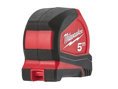 Milwaukee 48226605 Pro Tape Measure 5m - Metric Only