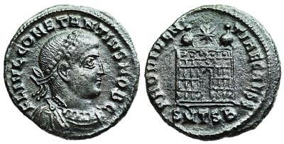 Constantius II campgate from Thessalonica
