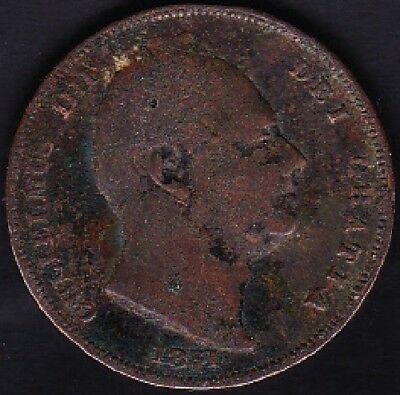 1831 Great Britain Farthing Vf