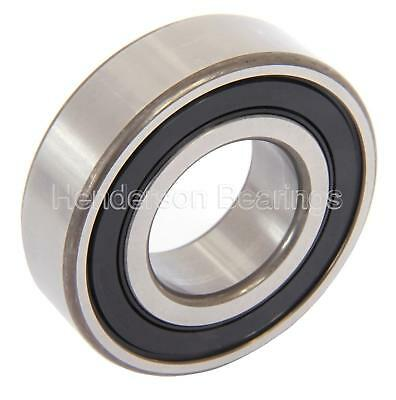 6304-2RS Quality Sealed Ball Bearing 20x52x15mm (Pack Of 10)
