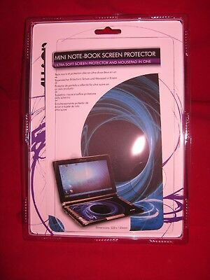 Allsop Mini Note-Pad Screen Protector with Mouse Pad