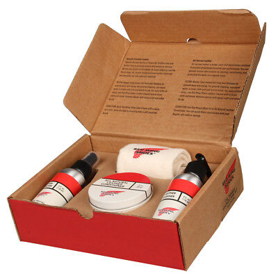 New Mens Red Wing  Oil Tanned Leather Gift Pack