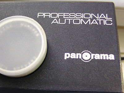 Alter DIA Projektor inkl. Tragekoffer Professional Automatic PANORAMA