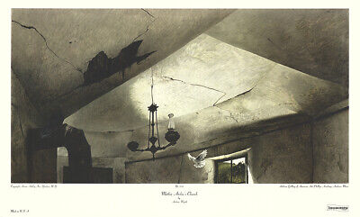 Andrew Wyeth-Mother Archie's Church-Poster