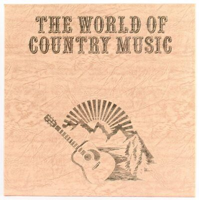 Various, The World Of Country Music  Vinyl Record/LP *USED*
