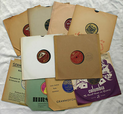 10x SWING & JAZZ; kleine Gruppen,Benny Goodman, Spanier, Fats Waller u.a. Set834