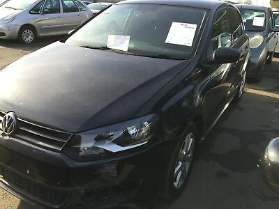 2010 Volkswagen Polo 1.2 70 Se Horrible Condition, Engine Requires Attention