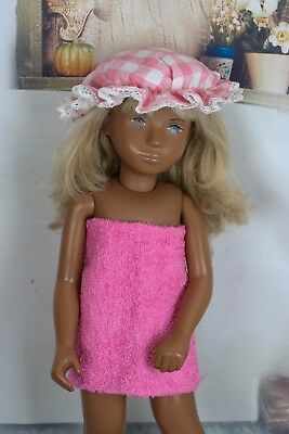 Vintage Sasha doll Fun Shower Cap and Towel NO DOLL