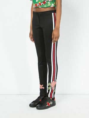 6d0c81dcbcb GUCCI EMBROIDERED JERSEY Stirrup Leggings Xsmall - EUR 518