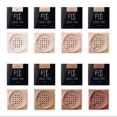 Maybelline Fit Me Loose Finishing Powder You Choose