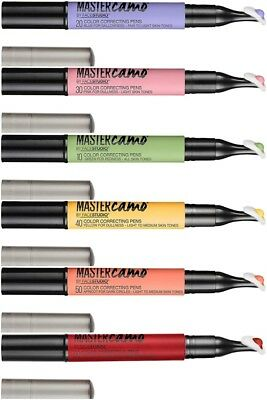 (1) Maybelline Master Camo Color Correcting Pens You Choose