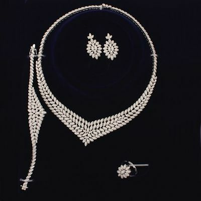 925 sterling silver sets, prom, gift, jewelry sets,bridal set,Cubic Zirconia